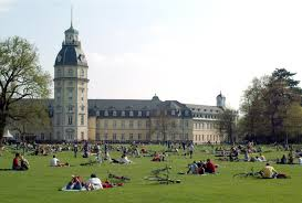 Karlsruhe outside